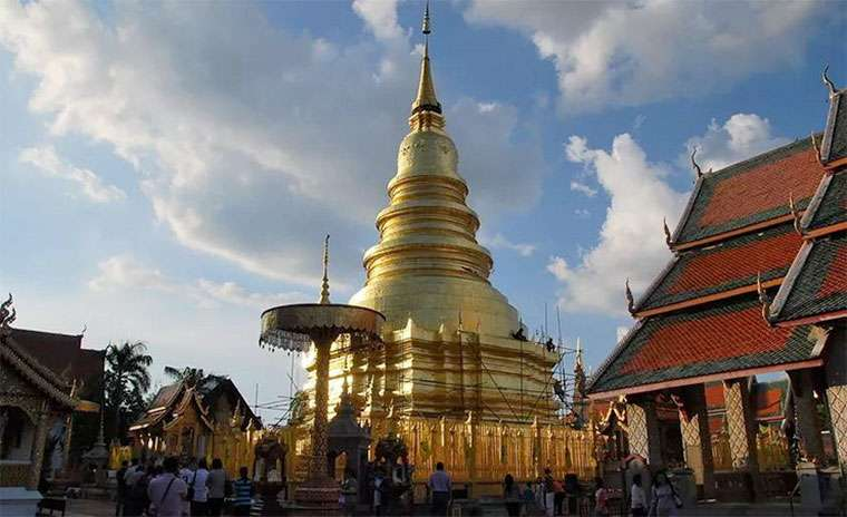 About Lamphun and our private guide tours.