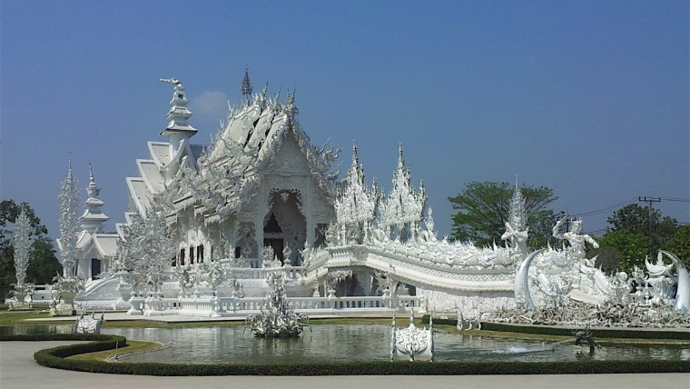 One day private tour of Chiang Rai in Thailand.