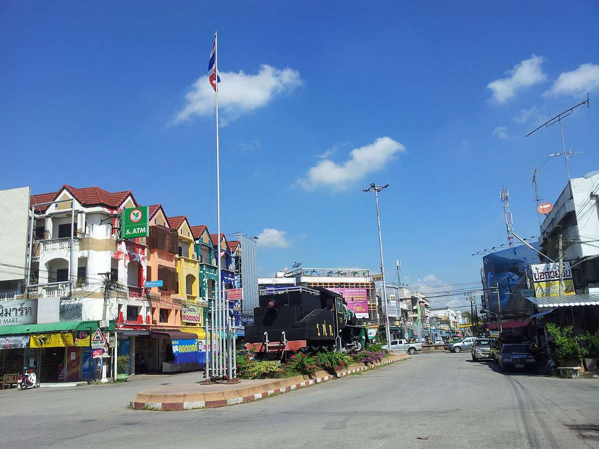 Our tours to Lampang
