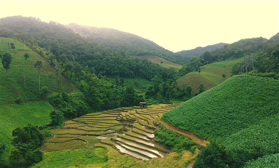 Private Tours to Mae Hong Son, Thailand.
