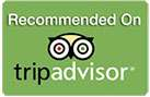 Our ratings on Tripadvisor