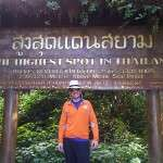 Highest peak in Thailand