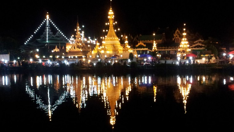 Tours to Mae Hong Son.